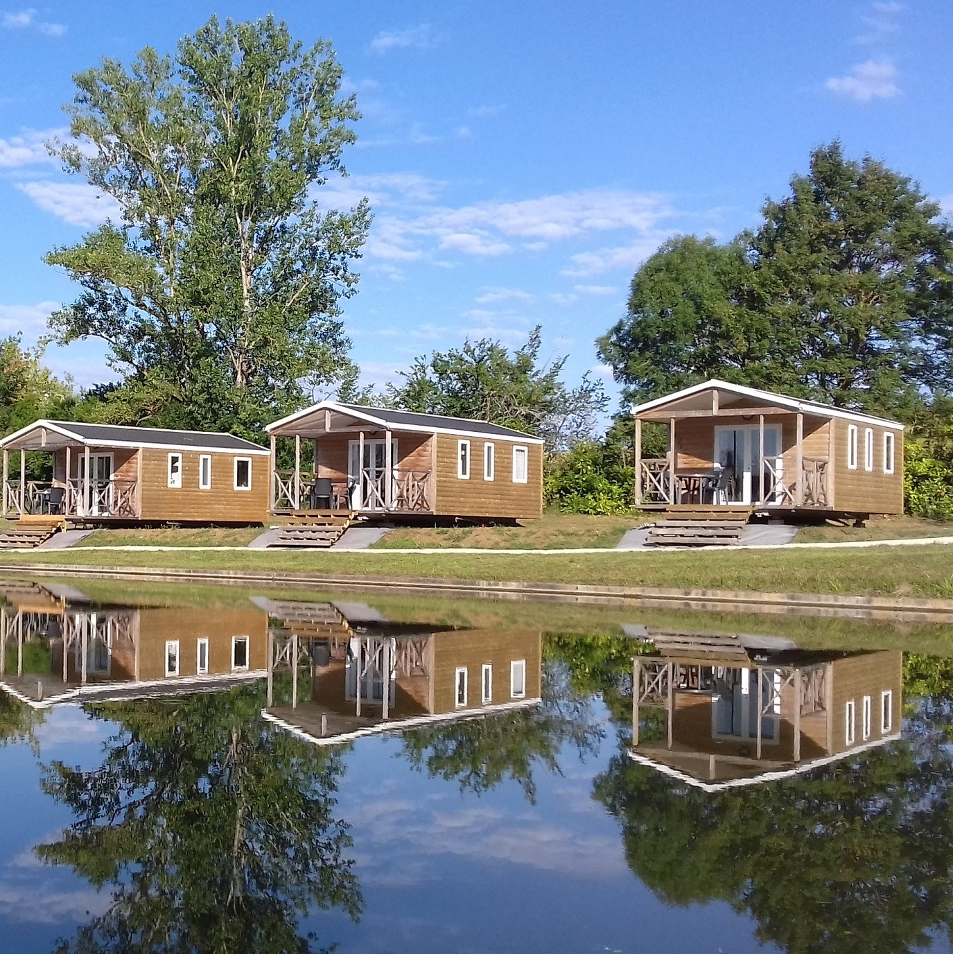 Camping Sites et Paysages Saint Louis Lamontjoie